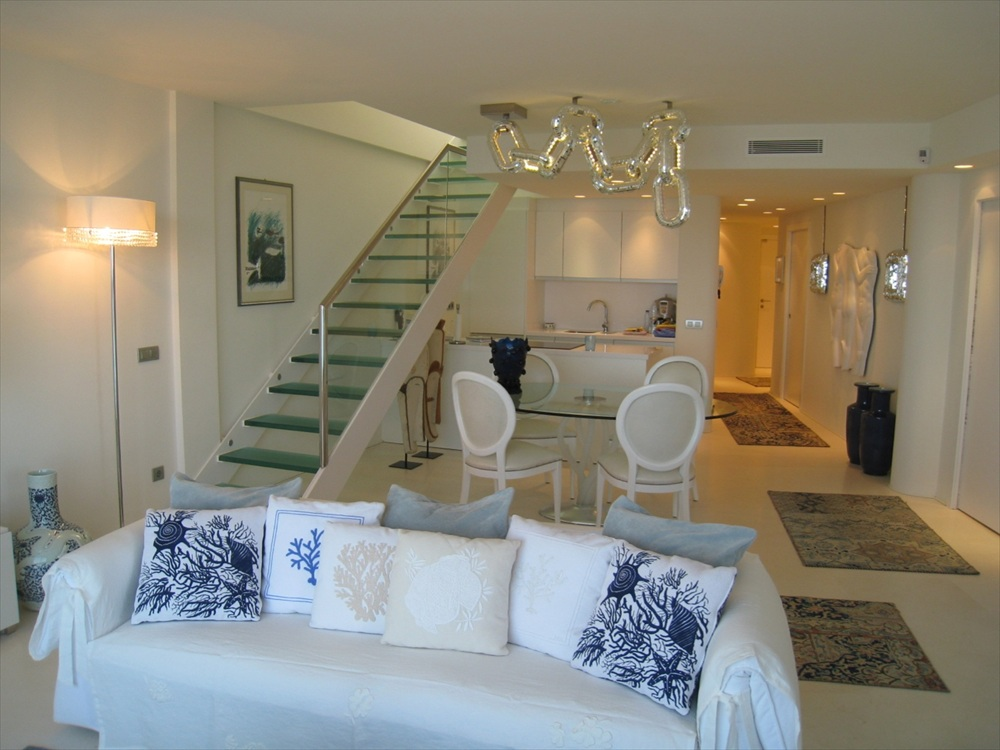 Progettazione arredo abitazione al mare arredare casa al for Mobili casa al mare