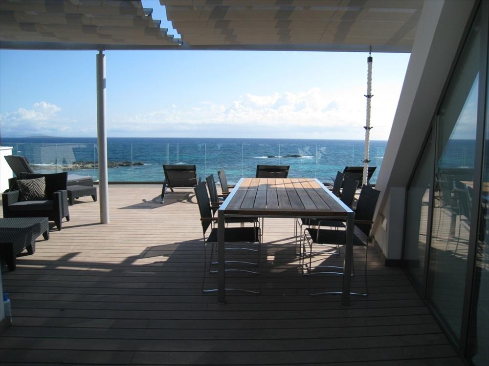 Progettazione e vendita arredamenti outdoor lecco for Arredamento attico