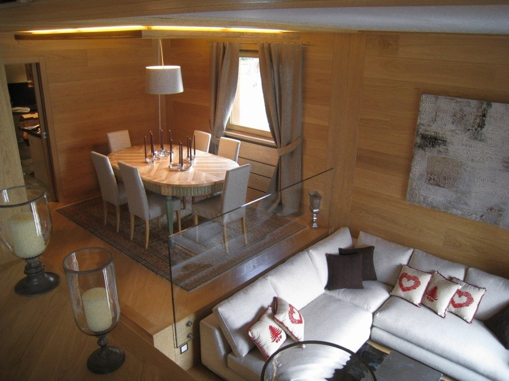 Arredamento Residenza In Montagna Arredare Casa Montagna Design